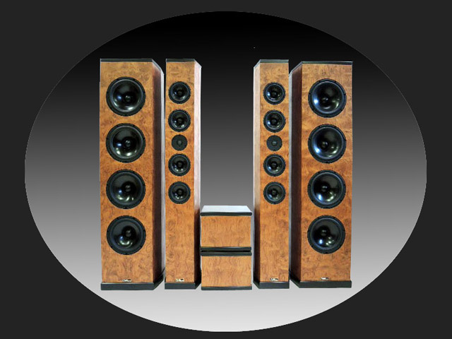 Audio Speakers and Amplifiers Restoration