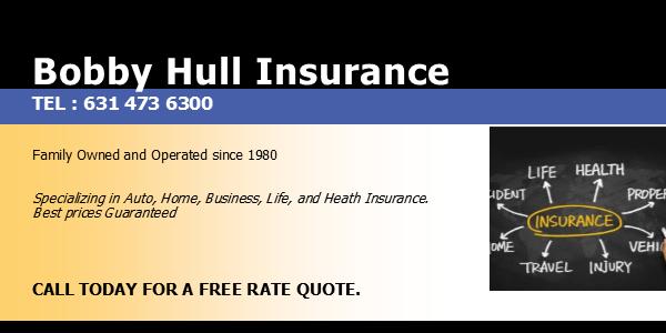 Bobby Hull Insurance