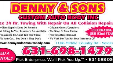 Denny's Autobody