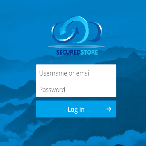 SecuredStore Cloud Storage